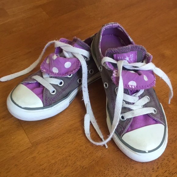 Converse Other - Girls Converse size 11 409ebb084